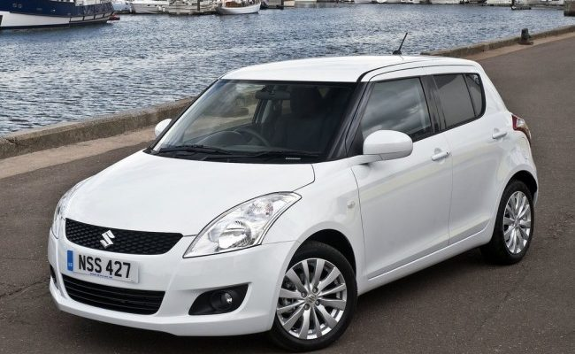 suzuki swift цена